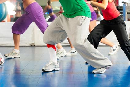 tanzen und abnehmen