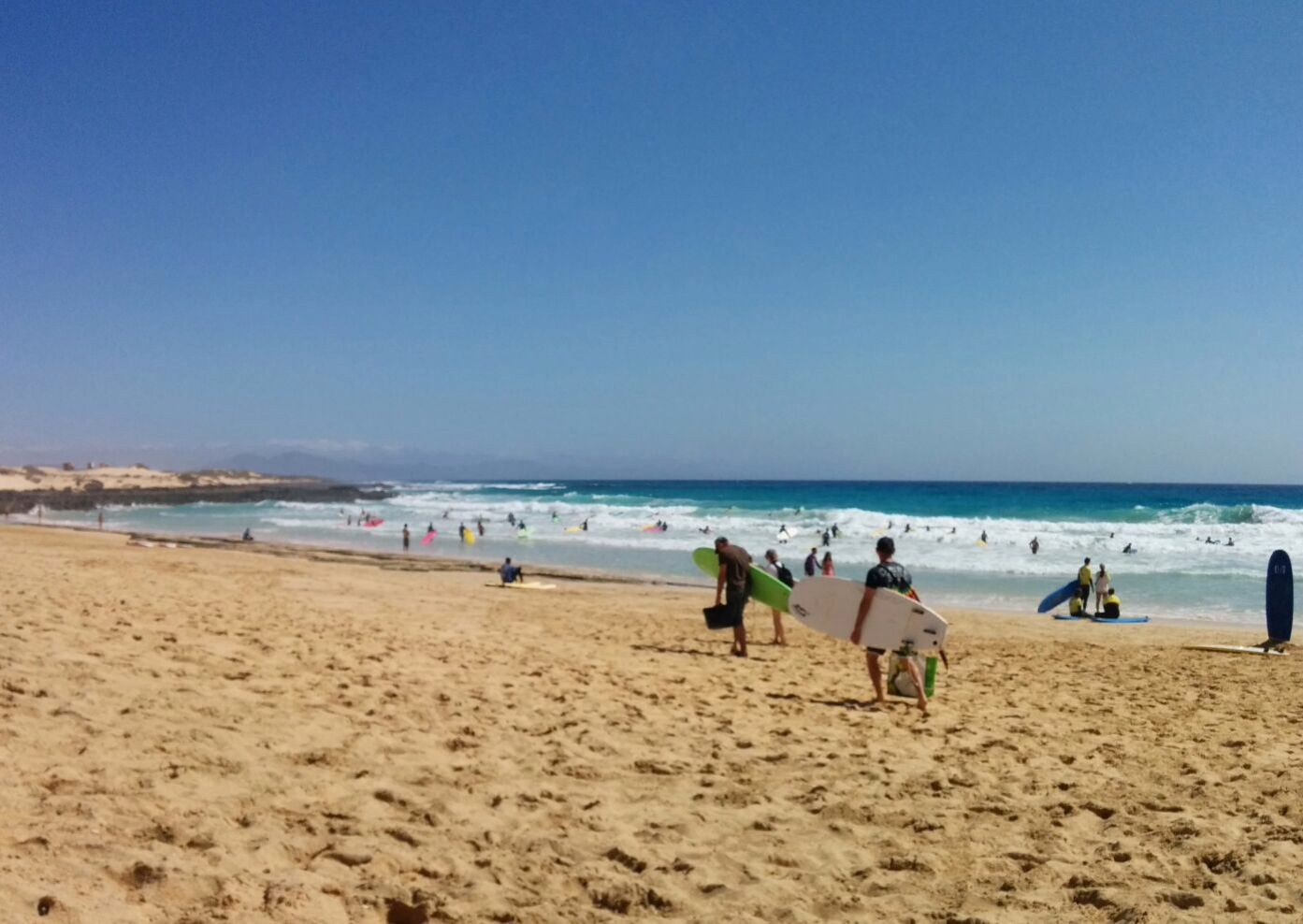 Surfen in Fuerteventura: Planet Surfcamps