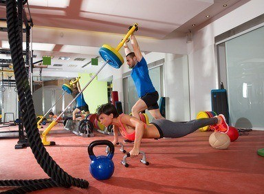 Functional Training – Zirkeltraining