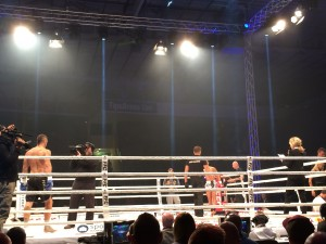 FINAL FIGHT CHAMPIONCHIP # 19 Linz
