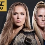 UFC 193 Ronda Rousey vs. Holly Holm