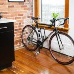 CLUG – die kleinste Fahrradhalterung