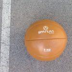 Spartan Medizinball