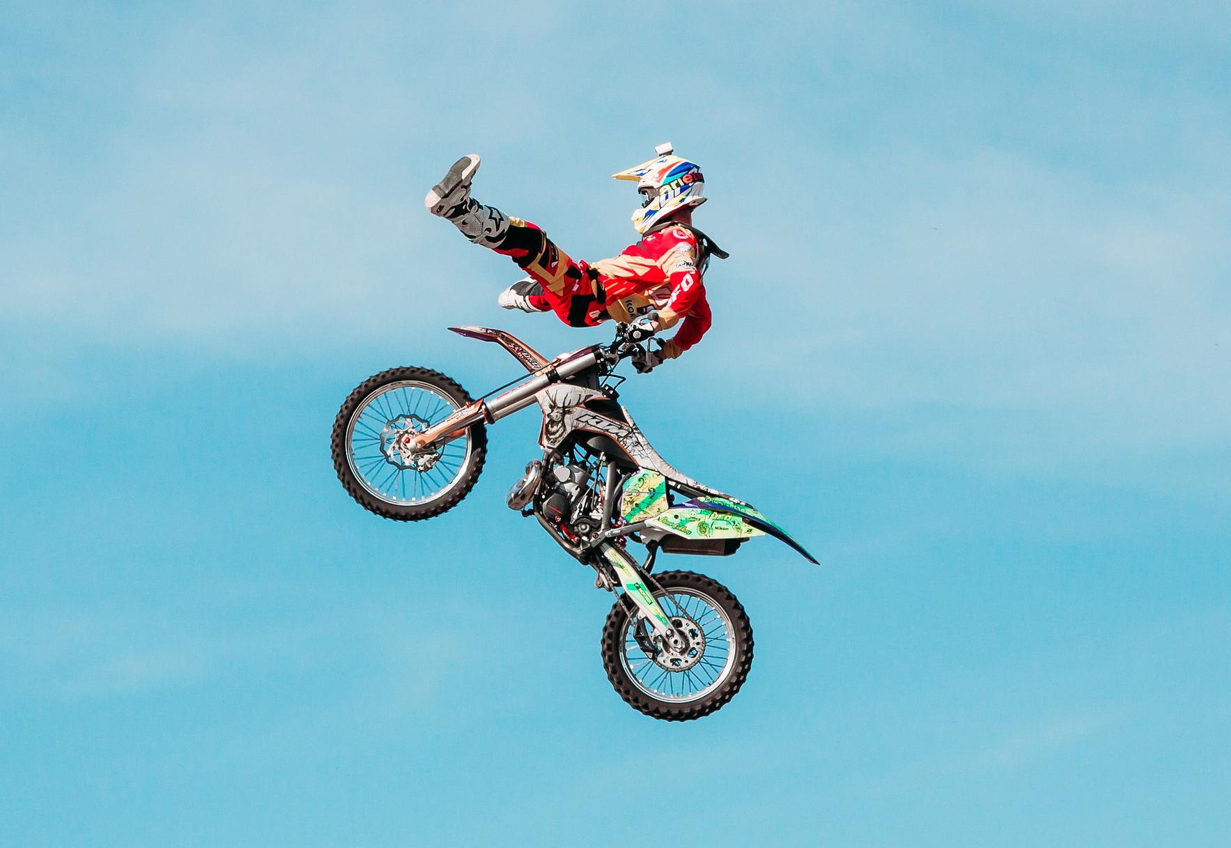 Motocross – Der Sport durchs unwegsame Gelände