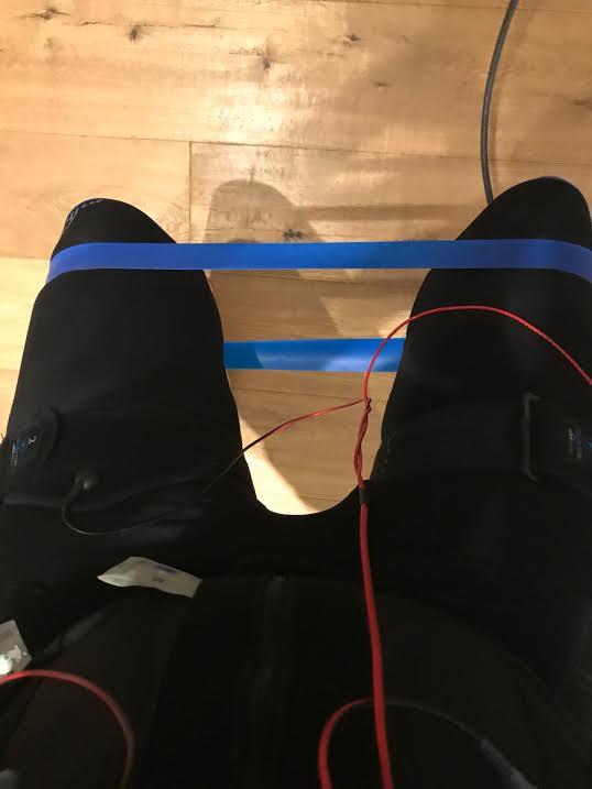 EMS-Training Anzug